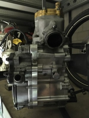 Luyten Engine for Honda RS125