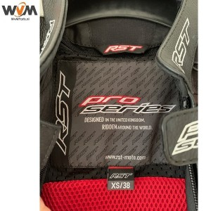 RST Pro Series CPX-C II leren race overall